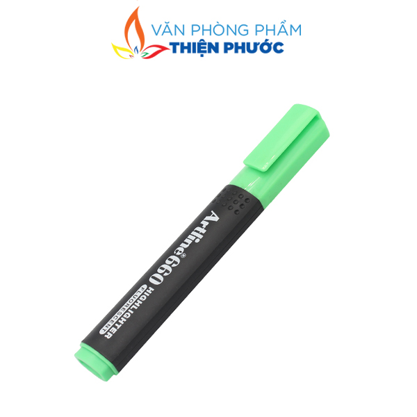 bút dạ quang artline 660 chính hãng