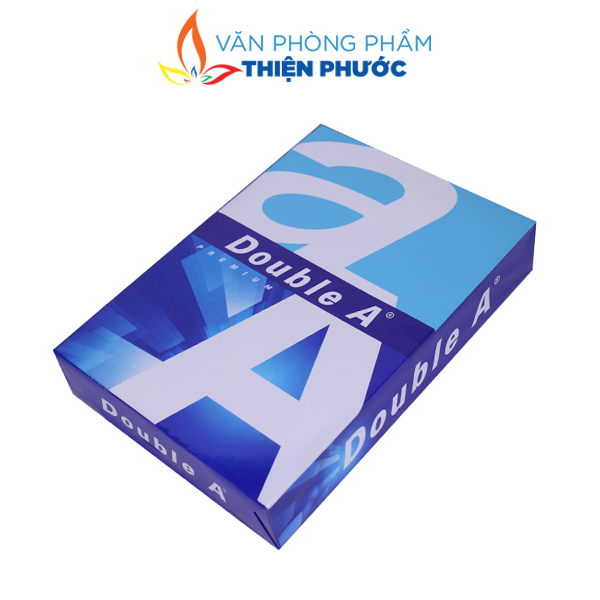 giấy double A4 80gsm 500 tờ