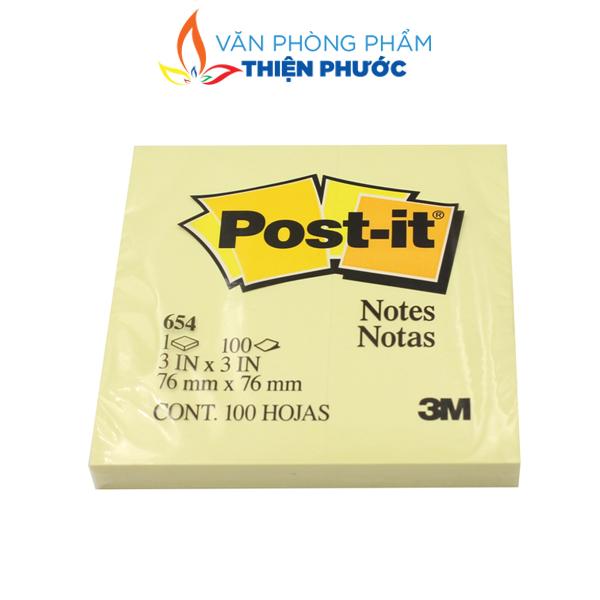 giấy note post-it 3M 3x3