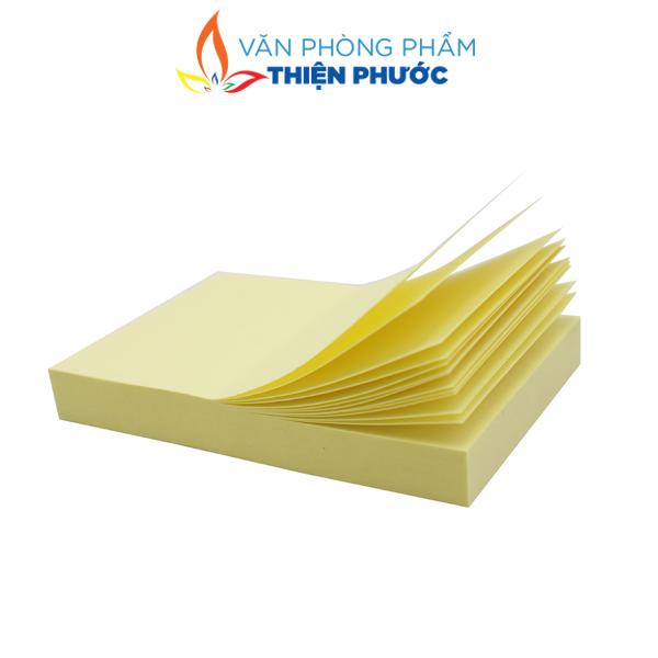 giấy note vàng Pronoti 2x3