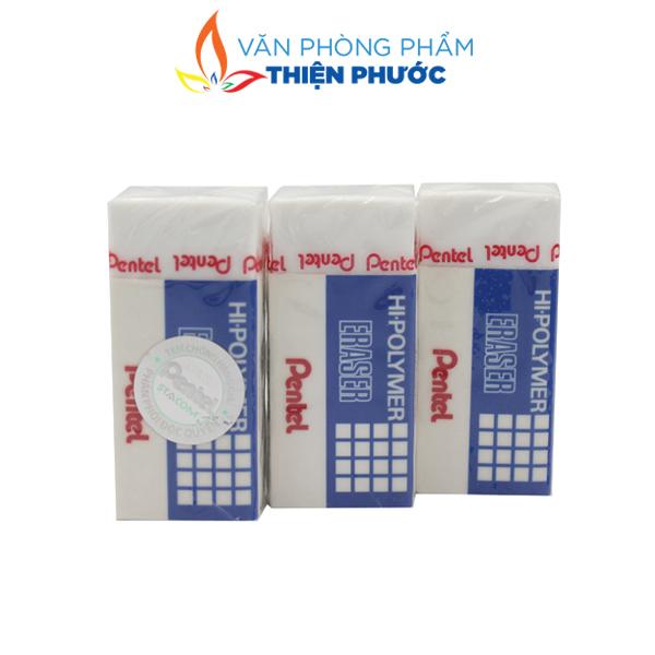 Gôm tẩy bút chì Pentel ZEH-05 chính hãng