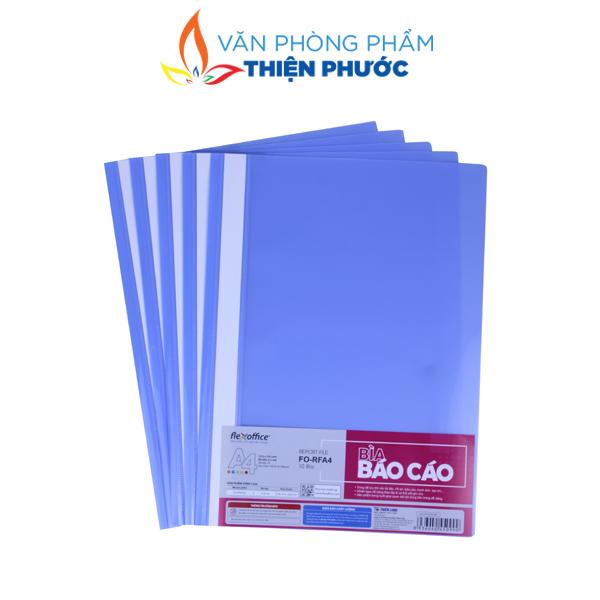 Bìa File Nhựa Thiên Long A4