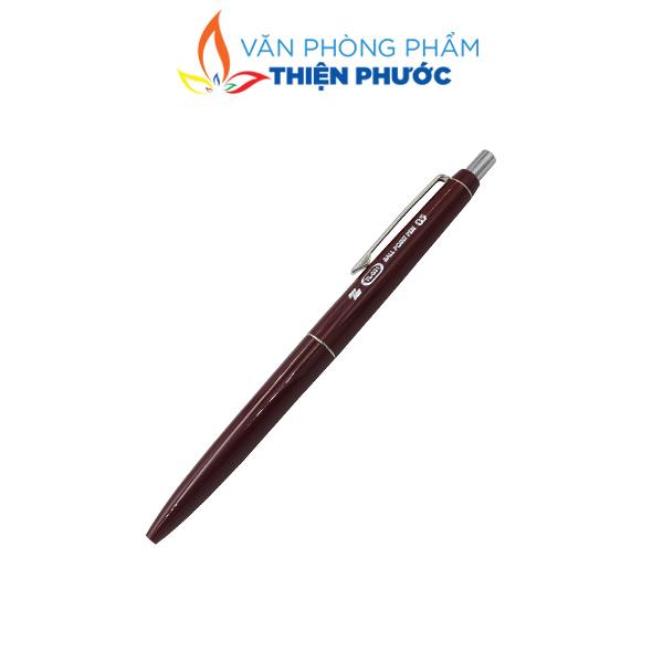Bút bi thiên long TL-031 đỏ chính hãng
