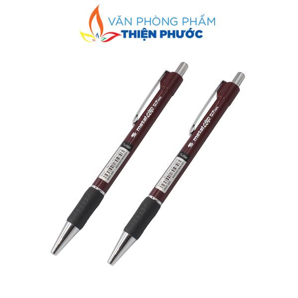 Bút bi thiên long TL-036 đỏ chính hãng