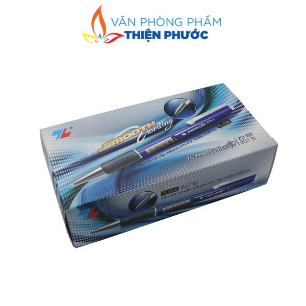 Bút bi thiên long TL-036 xanh chính hãng