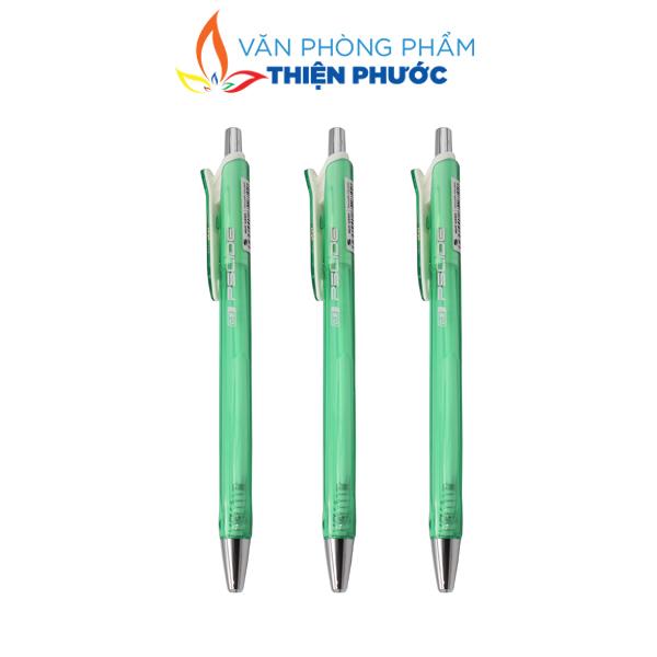 Bút gel thiên long B011 xanh chính hãng