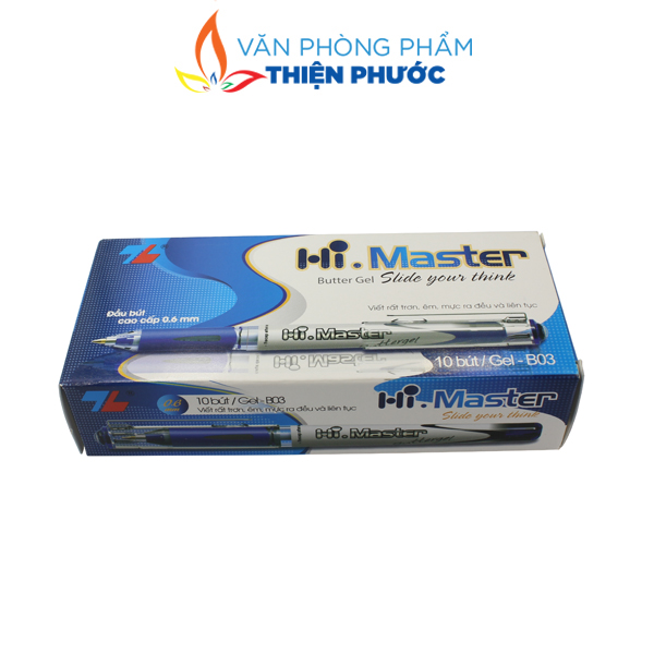 Bút Gel-B03 Hi Master chính hãng giá rẻ