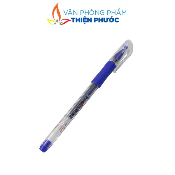 bút gel thiên long Sunbean 08 xanh chính hãng