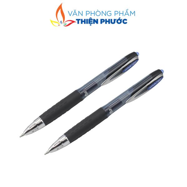 Bút Uniball Jigno 207 xanh chính hãng