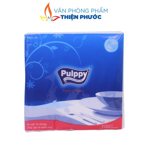 Khăn giấy vuông Pupply