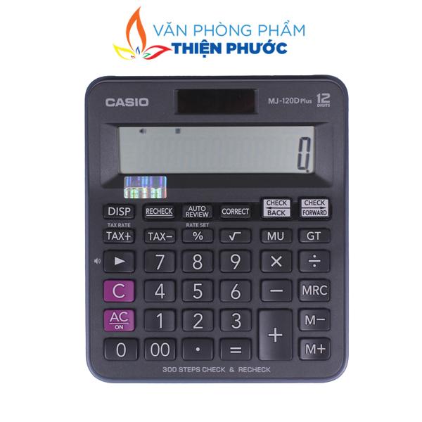 Máy tính Casio MJ 12D chính hãng