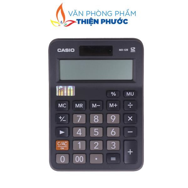 Máy tính cầm tay Casio MX 12B Chính hãng
